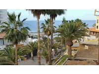 2 Bedroom apartment near the seafront in the heart of Playa De Las Anericas Tenerife