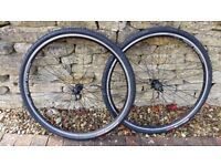 Maddux DRX 6000 700C Cyclocross wheelset
