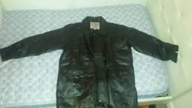 Leather jacket brand new 1