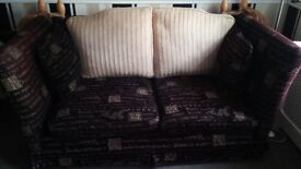 Solid Traditional Genuine Knowle Sofa for Sale