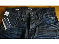 JACK & JONES MENS JEANS. BRAND NEW WITH TAGS. RRP £65