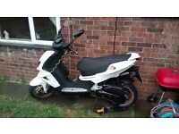 Peugeot speedfight 4 lc pure 50cc