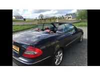 2006 Mercedes Benz Convertible Clk 280 Auto