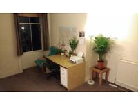 Marchmont student double room for short term rent