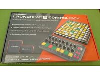 NOVATION LAUNCHPAD S CONTROL PACK - BRAND NEW IN BOX