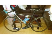 Btwin Triban 500 ( Very quick light race bike)