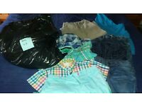 boys 7 to 8 years clothes bundle