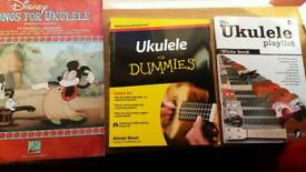 Ukelele Song Books x 3