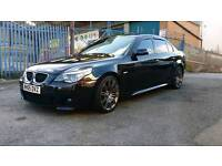 2005 BMW 535d m sport needs some repairs