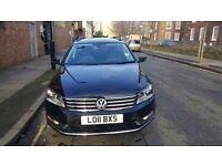 Volkswagen Passat Estate Automatic Black - Excellent Condition - £9000 ovno
