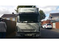 Iveco ford eurocargo LEZ compliant 7.5t gross weight £2995