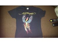 Kids ed hardy tshirt not worn