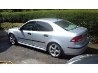 2003 saab 93 2 litre turbo. Comfortable, quiet, reliable motoring.