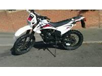 Ccm C-XR 230 enduro,trial, motocross bike not ktm