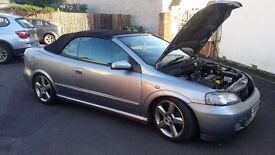 Astra convertble 1.8 spares repairs need gone offer