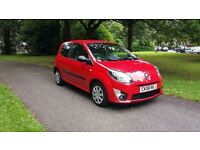2008 renault twingo 1.2 extreme 1 former keeper long mot £1495 207 clio c2 fiesta c3 polo corsa size