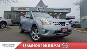2011 Nissan Rogue SV AWD *Bluetooth, Heated Seats, Rear View Mon