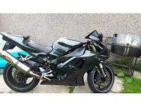 Yamaha r1 1999 model mint condition 12 months mot mint paint job