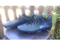 Football boots - ADIDAS TECHFIT size 7.5 £20
