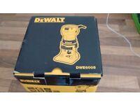 Dewalt DWE6005-LX 600W Laminate Trimmer 110V