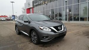 2016 Nissan Murano Platinum, All wheel drive, Leather, Navigatio