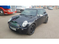 mini one 2005 black