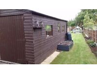 Workshop / Shed for sale **offers welcome**