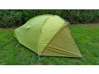 Vaude Taurus 3p Chute Green Tent, Brand New, Never used, *** BARGAIN ***