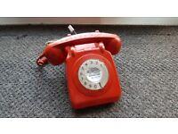 Classic Rotary Telephone