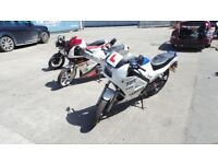 Yamaha tzr 125 SPARES REPAIR read description!!!! £750 each OFFERS FOR ALL!