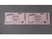 The Story So Far TSSF Concert Tickets x2 Standing Manchester 02 Ritz