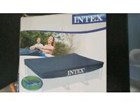 Intex pool cover