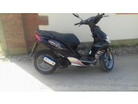 Yamaha Jog 50cc moped, scooter, Aerox