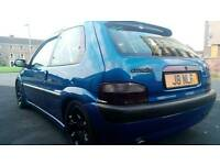 Cheap track/road car Saxo VTR not 106/Vts