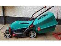 Bosch Rotak 34-13 Corded Rotary Lawnmower