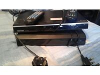 freeview recorder and dvd player