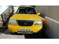 Suzuki Grand Vitara - spares or repair
