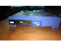 Linksys router WRT54G
