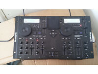 Numark CD mix Bluetooth mix deck