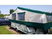 Pennine Pullman 535 Folding Camper 2003