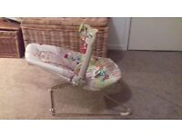 Immaculate condition Fisher-Price Woodsy Friends Comfy Time Bouncer