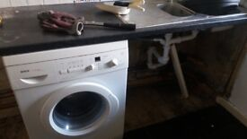 Bosch washing machine classi xx 1200