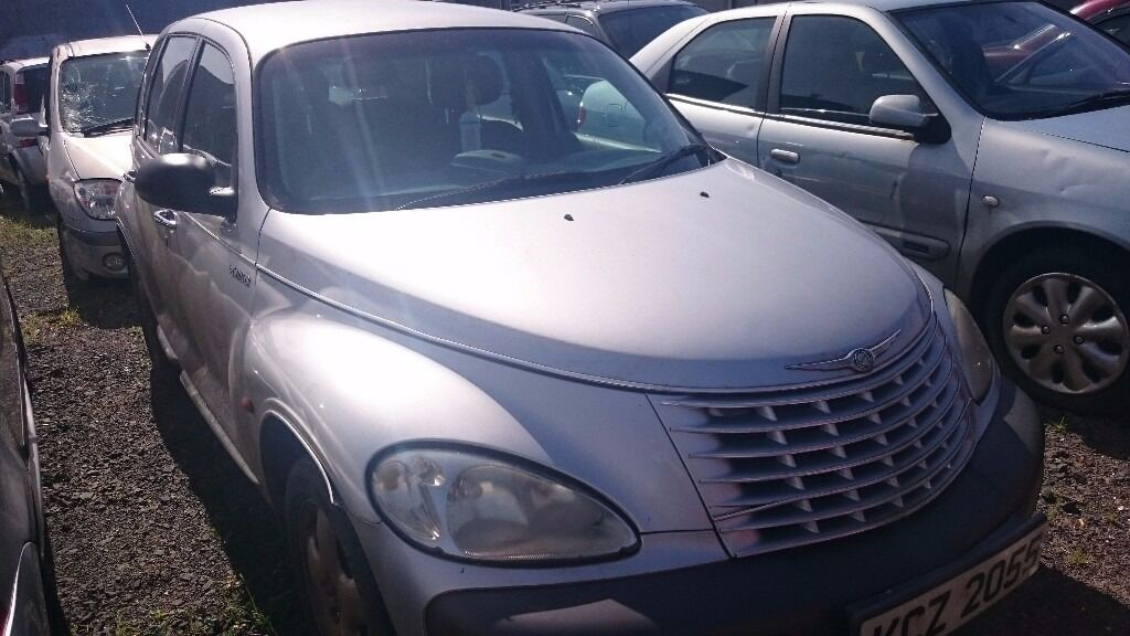2001 CHRYSLER PT TOURING EDITION, 2.0 PETROL, BREAKING FOR PARTS ONLY, POSTAGE AVAILABLE NATIONWIDE