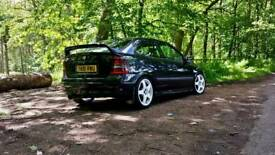 Astra Saab turbo conversion B204
