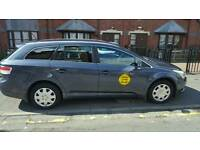 Toyota Avensis D4D 2.0 Deisel, Plated Taxi, Private Hire