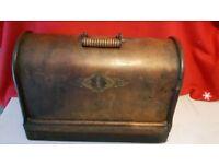 Vintage Victorian Era c1892 SINGER SEWING MACHINE 27K/28K