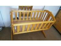 Baby Cot Bed-East Coast