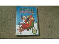 The simpson christmas 2 dvd movie film