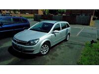 Vauxhall astra 1.7cdti (diesel) estate