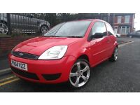 2004 Ford Fiesta 1.25 Finesse 3dr Hatchback, Service history, Great car for new driver, £795